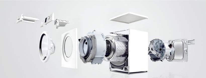 smart inveter technology in washing machine