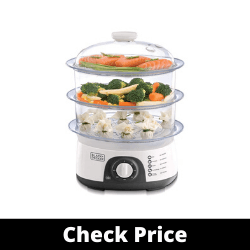 Black & Decker Appliances BXFS7751IN Food Steamer