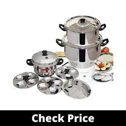 Maestro Electric Steam Cooker Model Domestic Plus