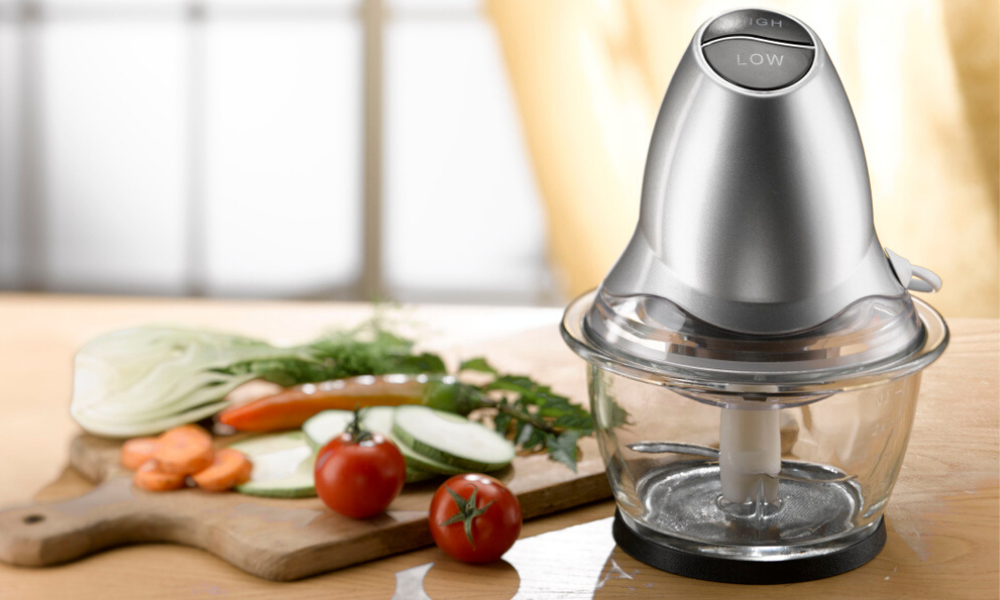 best electric food choppers in india