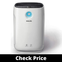 Philips AC2887 PM 2.5 best air purifier under 20000 in India
