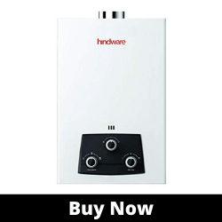 Hindware Eveto 6L ISI best Gas Water Heater