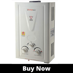 LONGWAY Xolo Smart 7 LTR LPG Instant Gas Water Heater Geyser