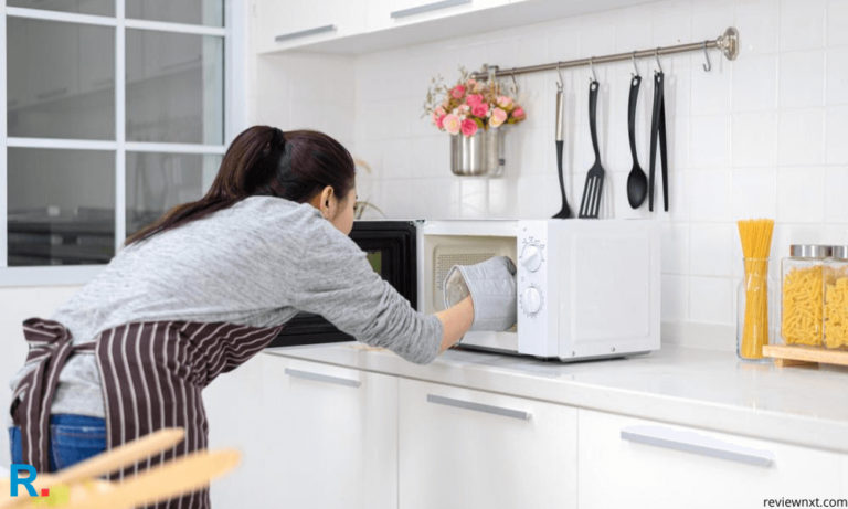 women baking a cake in Best Microwave oven in india